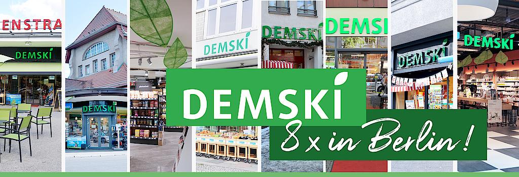 Reformhaus Demski 8 Mal in Berlin