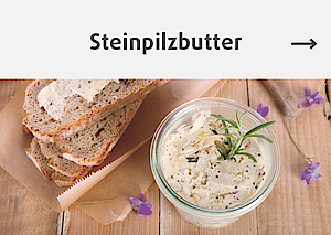 Rezept für Steinpilzbutter