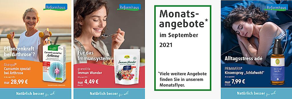 granovita Immun Wunder im September im Angebot