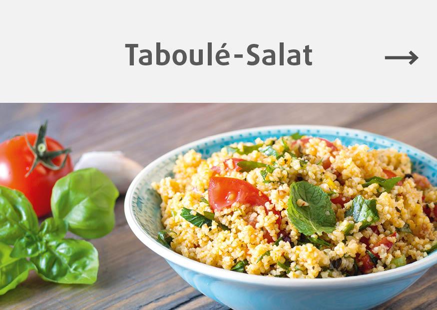 Rezept Taboule Salat
